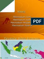 Malaria Farmasi 2012