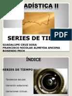 Series de Tiempo Exposicion