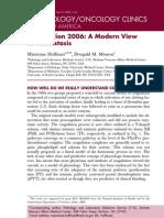 A Modern View of Hemostasis