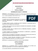 RED DE CENTROS DE INVESTIGACIÓN EN MATEMÁTICAEDUCATIVA