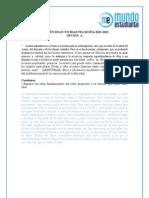 Comentario texto Filosofía Opción A Selectividad Madrid Junio 2013