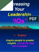 Leadership Iqs