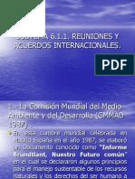 6.1.1  reuniones y acuerdos internacionale.ppt