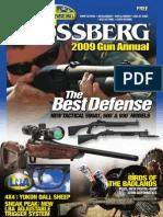 2009 Moss Berg Gun Annual