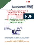 Dissertation report on mobile marketing