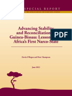 Advancing Stability and Reconciliation in Guinea-Bissau