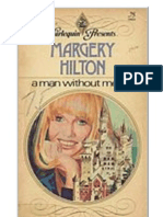 68899927 Margery Hilton a Man Without Mercy