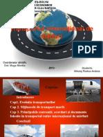 Transportul internaţional de mărfuri