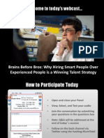 Brains Before Bros - Why Hiring Smart vs Experienced is a Winning Talent Strategy - Final