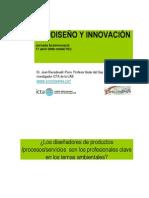 Ecodiseno y Innovacion Joan Rieradevall