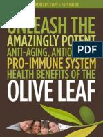 Olive Leaf Unleashed