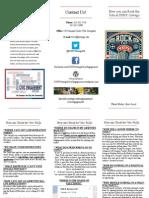 Voter Information Brochure