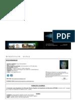 Currículum + Portafolio  _ Sergi Canovas Arquitecto