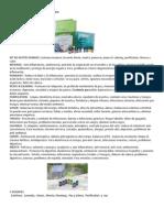 ACEITES ESENCIALES    Resumen