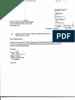 SD B5 Dept of Transportation Fdr- FAA Letter- Response to Subpoena 405