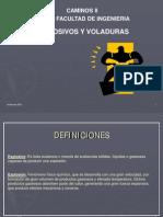 Clase Voladuras Parte 1