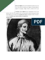 5 cientificos muertos por la inquisición