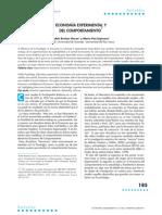 articulo_ECONOMÍA EXPERIMENTAL Y COMPORTAMIENTO
