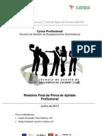 Relatório da PAP Andre e diogo