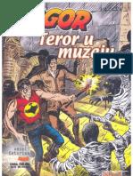 Zagor 02 Teror u Muzeju