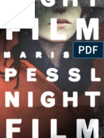 Read an excerpt from NIGHT FILM by Marisha Pessl