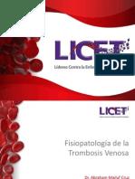 02 Fisiopatología de la Trombosis Venosa.pptx