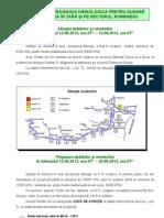 Prognoza Dunare - 1 130613