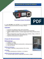 Analizador de Calidad de Energia-metrel Mi2292