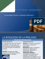 Constructivismo y Educación