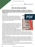 José Natanson - Una revista sobre la lucha armada.pdf