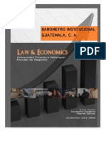 Barómetro Institucional