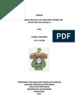 Skripsi Studi Pembuatan Bolu Gulung Dari Tepung Ubi Jalar - Copy