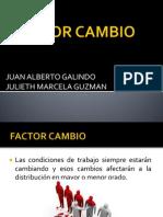 Factor Cambio Expo