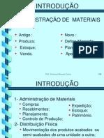 1 - Intr. Administração de Materiais