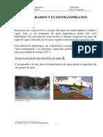 Evaporacion y Evapotranspiracion - Copia