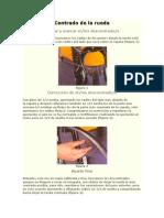 Mecanica de Bicis