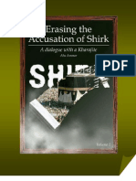 Erasing the Accusation of Shirk
