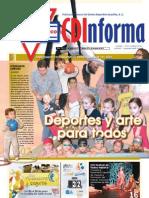 CDInforma, número 2606, 8 de tamuz de 5773, México D.F. a 16 de junio de 2013