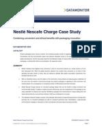 Case on Nescafe