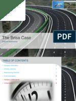 Brisa Restructuring