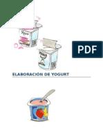 ELABORACIÓN DE YOGUR