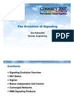 Evolution of Signaling