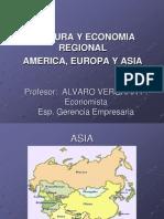 Economia y Cultura Asiatica