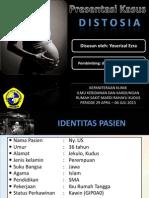 Pres Case DISTOSIA