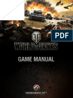World of Tanks Game Manual Eu Web