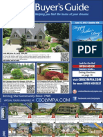 Coldwell Banker Olympia Real Estate Buyers Guide June 15th 2013