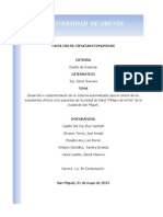 Documento Sistema Milagro de La Paz Ing Jaime
