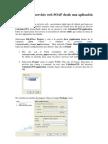 Consumir un servicio web SOAP desde una aplicación de escritorio