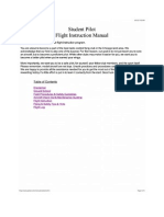 Flight Instruction Manual