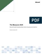 TheManycoreShift (WhitePaper)